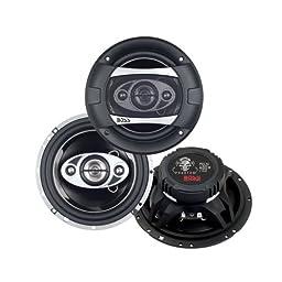 2) NEW BOSS AUDIO P65.4C 6.5\