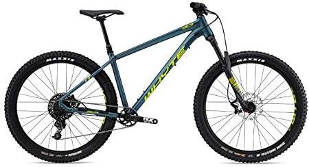 WHYTE 901 V1 Trail-Enduro - Bicicleta de Cola Dura, Color Matt Petrol with Lime/Mist, tamaño Medium: Amazon.es: Deportes y aire libre
