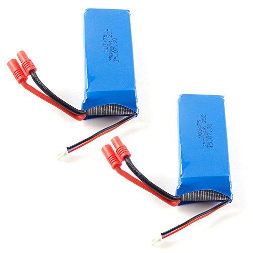Qsmily® 2Pcs Ultra-…