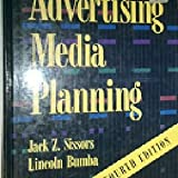 Advertising Media Planning, Sissors, Jack Z. and Bumba, Lincoln, 0844235083