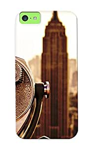 Graceyou Fcc517d2014 Case For Iphone 5c With Nice Empire State Building Appearance