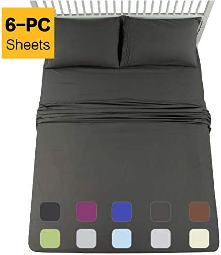 Emonia Sheets Sheets Microfiber Sheets Wrinkle Resistant product image