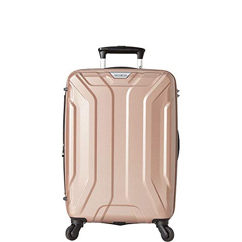 Samsonite Englewood Expandable Hardside Carry-On Spinner (Rose ()