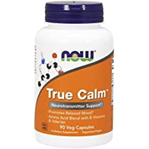 NOW True Calm,90 Veg Capsules