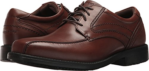Rockport Mens Style Leader 2 Vélo Orteil Ox Oxford Truffe Tan
