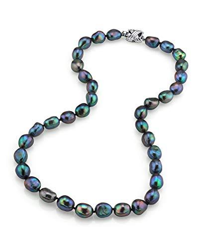 Colored Baroque Pearl - 8