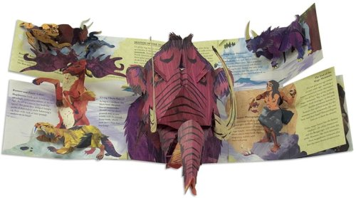 Encyclopedia Prehistorica Mega-Beasts by Walker Books Ltd (Image #5)
