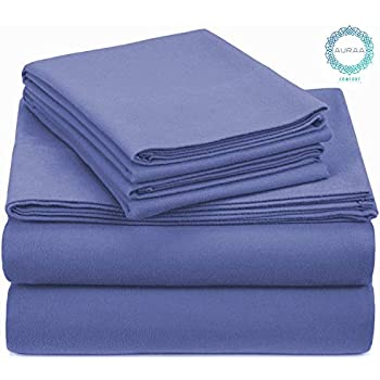Amazon.com: AURAA Comfort 100% Cotton 160 GSM Velvet