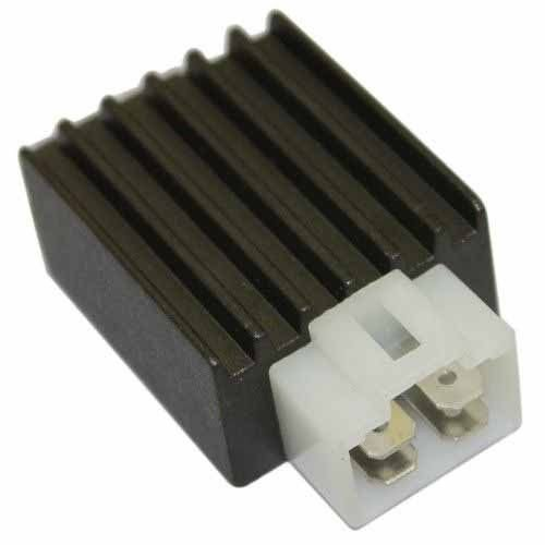 Voltage Regulator Rectifier 4pins 12V GY6 scooter ATV MOPED 50cc 110 125cc (Softie Golf)