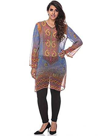 Cocum Multi Color Casual Kurta & Kurtis For Women