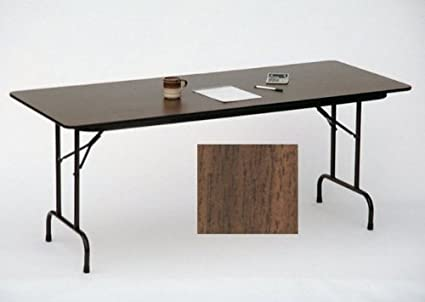 High Pressure Standard Fixed Height Folding Table (36 In. X 96 In./