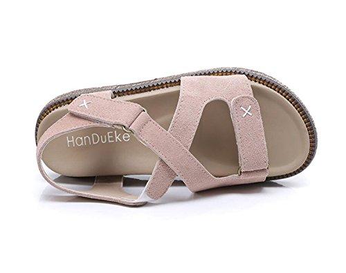 Velcro Sandales Pour Chaussures et Pantoufles Fashion Femmes Tongs Summer DANDANJIE Plage Shopping Chaussures Tpwn6qxBq