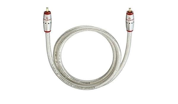 Amazon.com: Oehlbach 10301 NF 13 MKII Câble numérique 1m Argent: Home Audio & Theater