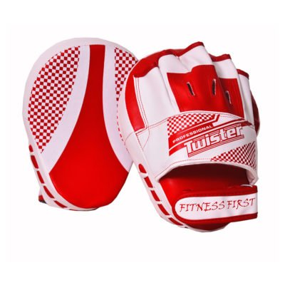 Twister MMA Boxing Focus Pads Coaching Mitts Punching Mitts for Boxing and MMA