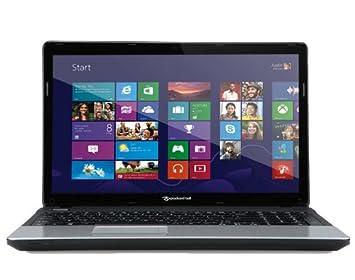 Packard Bell ENTE11HC - Ordenador portátil de 15.6 Pulgadas (Pentium B960, 500 GB, 4 GB de RAM, Windows 8) Teclado QWERTY español: Amazon.es: Informática