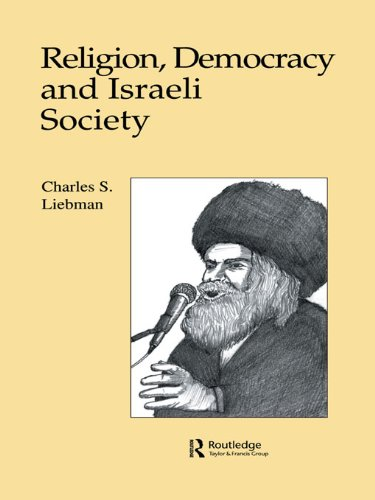 Download Relign Democrcy & Israeli Soc (Sherman Lecture) Pdf