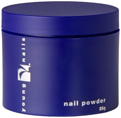 Young Nails Acrylic Nail Cover Powder, Peach, 85g