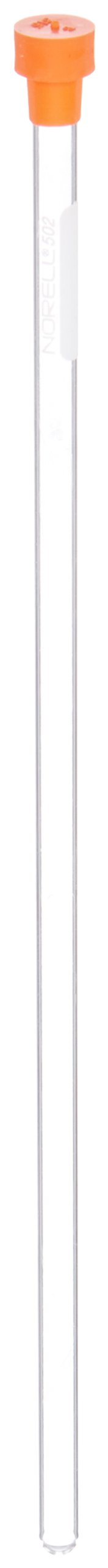 Chemglass Norell C-502-7 Type 1 Class B Glass Standard Series NMR Tube with Cap, 100 MHz, 7'' Long (Pack of 50)
