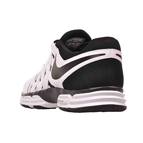 Nike Fitness White Scarpe Uomo Fingertrap TR da Black Lunar P4PCOwq1