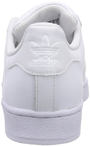 Sneakers Mens Adidas Superstar Foundation Bianche (ftwbla / Ftwbla / Ftwbla)