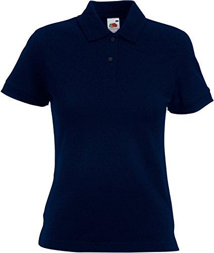 Fruit of the Loom Classic Poloshirt S,Deep Navy