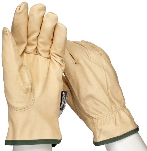 West Chester 9940KT Leather Glove, Medium (Pack of 12 Pairs)