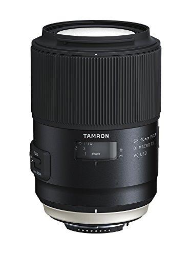 Tamron SP 90mm F/2.8 Di MACRO 11 VC USD (Model F017) /Nikon(Japan Import-No Warranty)
