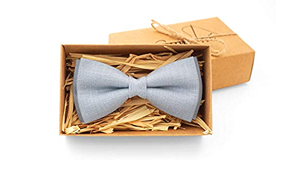 Baby Boys Kids Bow tie for boys Wedding bow tie Bow ties for men Teal Blue Bow tie White dotted Groomsmen bow tie Groom bow tie