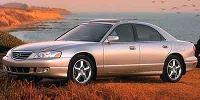 ... 2002 Mazda Millenia P Special Edition, 4-Door Sedan ...