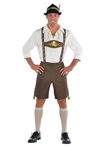 Mr Oktoberfest Costume - X-Large - Chest Size 46 (Mr Oktoberfest Costume)