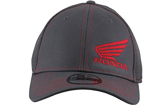 Era Mesh Hat - Mayhem Industries Honda New Era Mesh Hat (LG/XL) Charcoal