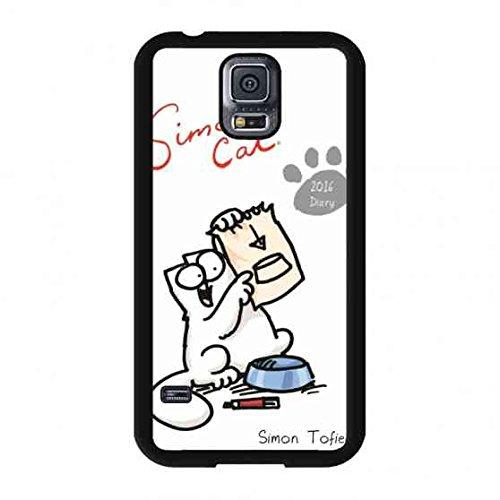 Simon's Cat - Handyhülle für Samsung Galaxy S5