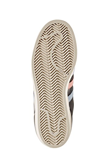 adidas Originals - Zapatillas de Piel para mujer negro negro 38 2/3 EU