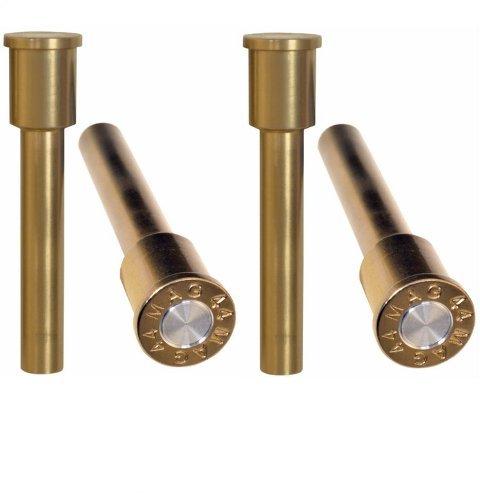 C Accessories 45 Mag Door Lock Knobs - 4 Pack