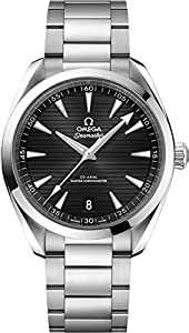 Omega Seamaster Aqua Terra Black Dial Automatic Mens Watch 220.10.41.21.01.001