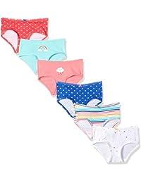 Little Girls' 6-Pack Underwear