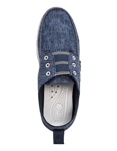 Muk Luks Hombres Billie Zapatos Sneaker Navy