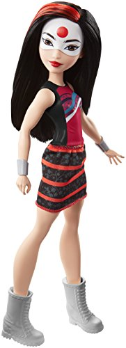 DC Super Hero Girls Katana Doll