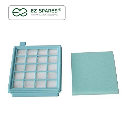 EZ SPARES PHILIPS Vacuum Motor Hepa Filter Philips Powerpro Compact FC8470 FC8471 FC8472 FC8473 FC8474 FC8475 FC8476 FC8477 FC8478 FC8479 FC8630 FC8631 FC8632 Attachment
