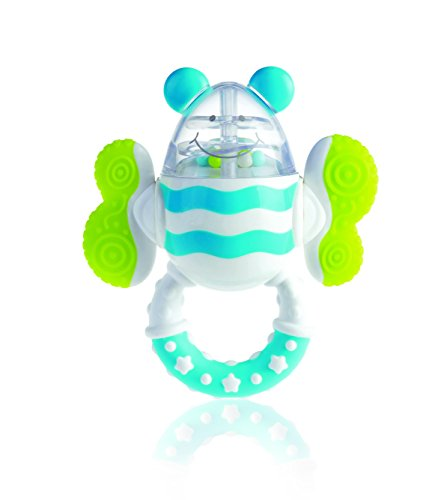Bumble Bee Rattle - Kidsme Bumble Bee Rattle