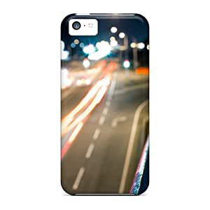 JackieAchar Case Cover For Iphone 5c Ultra Slim FlGAhjj7018PWJaG Case Cover