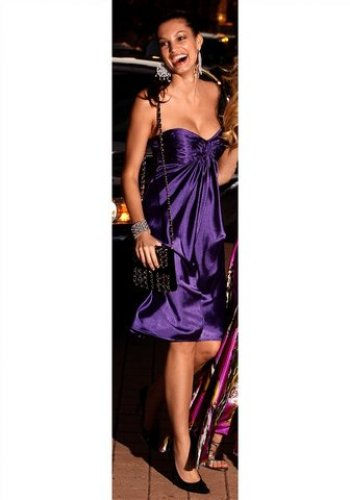Laura Scott Evening - Vestido - Noche - para mujer Morado morado 36
