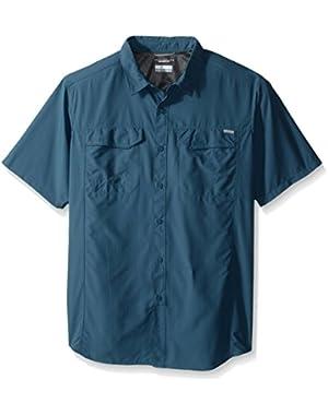 Men's Tall Silver Ridge Short Sleeve Shirt
