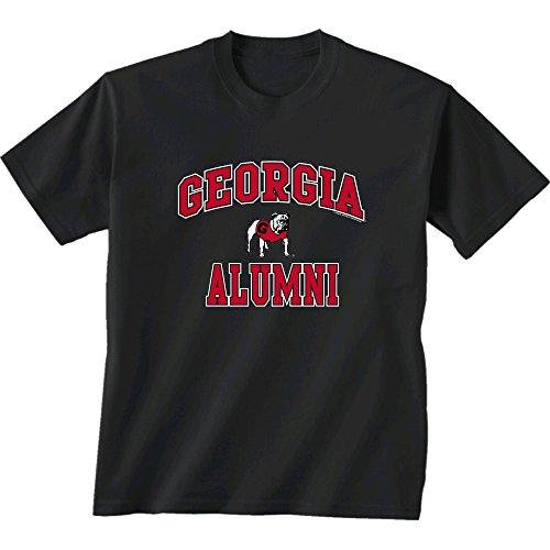 New World Graphics Georgia Bulldogs Alumni Short Sleeve T-Shirt-XXL (Tee Alumni)