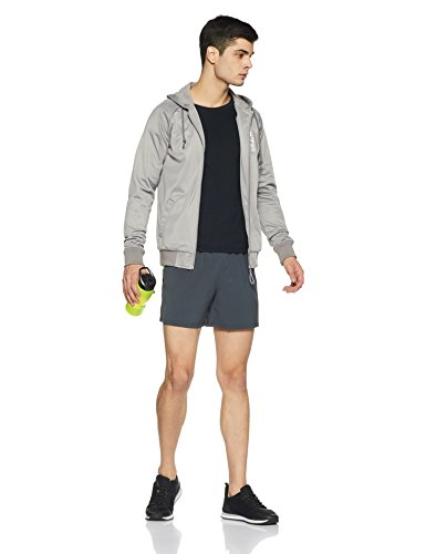 Under Armour Men's Launch 5'' Shorts,Black /Reflective, Medium by Under Armour (Image #5)