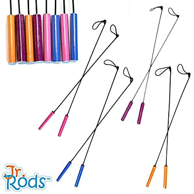 Puppet Rods - Jr. Rods™ Arm Rods Pair - Colorful