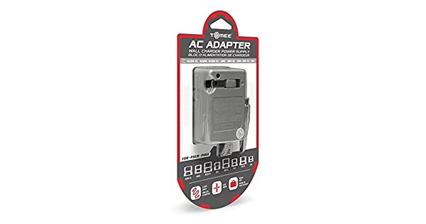Amazon.com: Tomee AC Adapter for New 2DS XL/ New 3DS/ New ...
