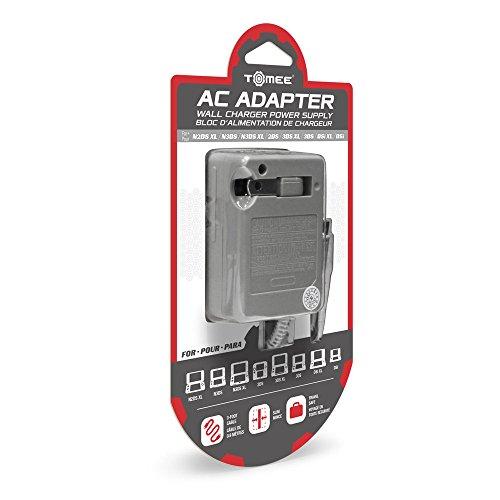 Tomee AC Adapter for New 2DS XL/ New 3DS/ New 3DS XL/...