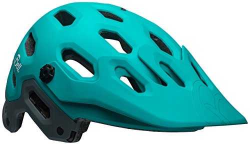 Bell Super 3 MIPS Cycling Helmet – Matte Emerald Joy Medium For Sale