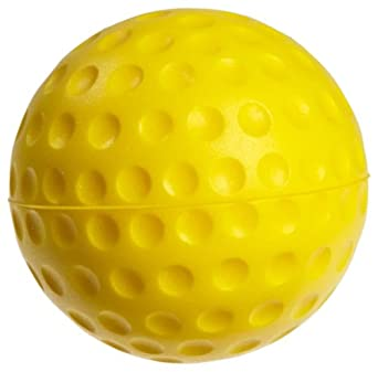 Sportime Safety Golf Ball – Indoor Outdoor Practice Balls – Pack of 12